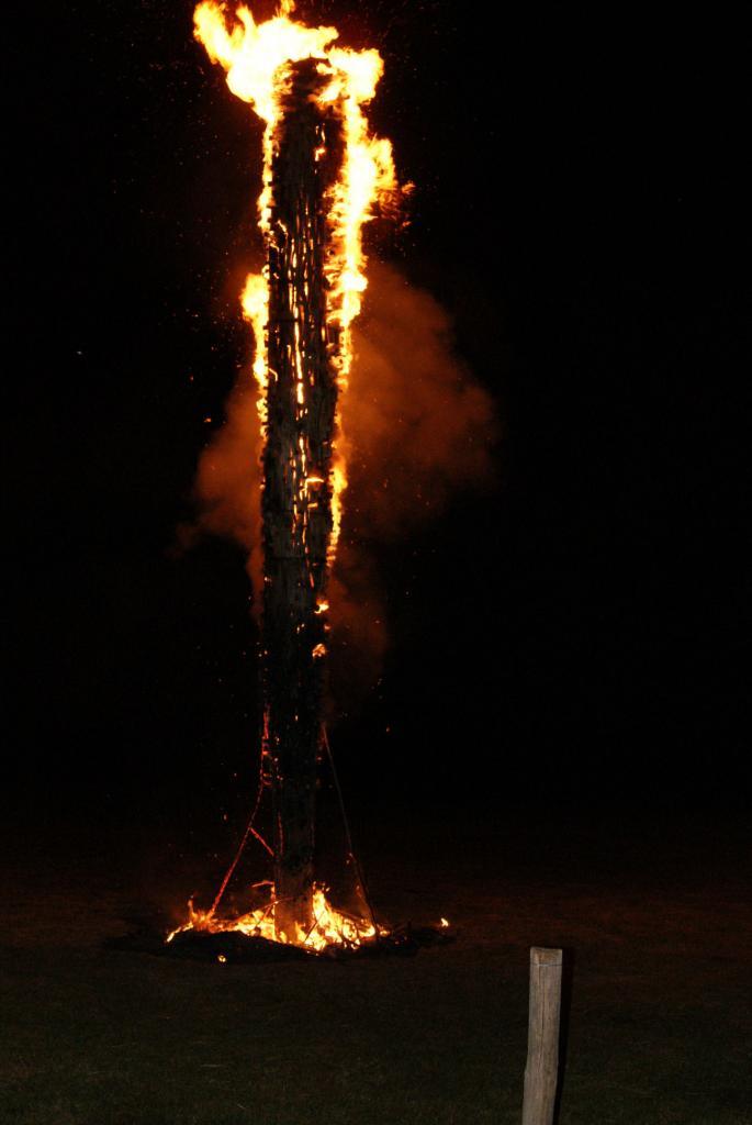 belles flammes