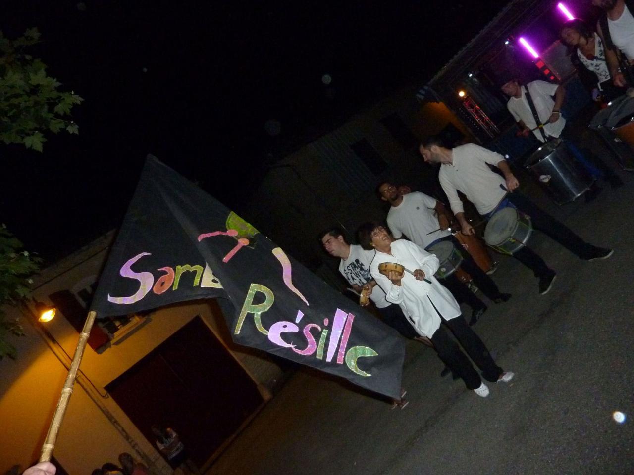 "groupe ""Samba Résille"""