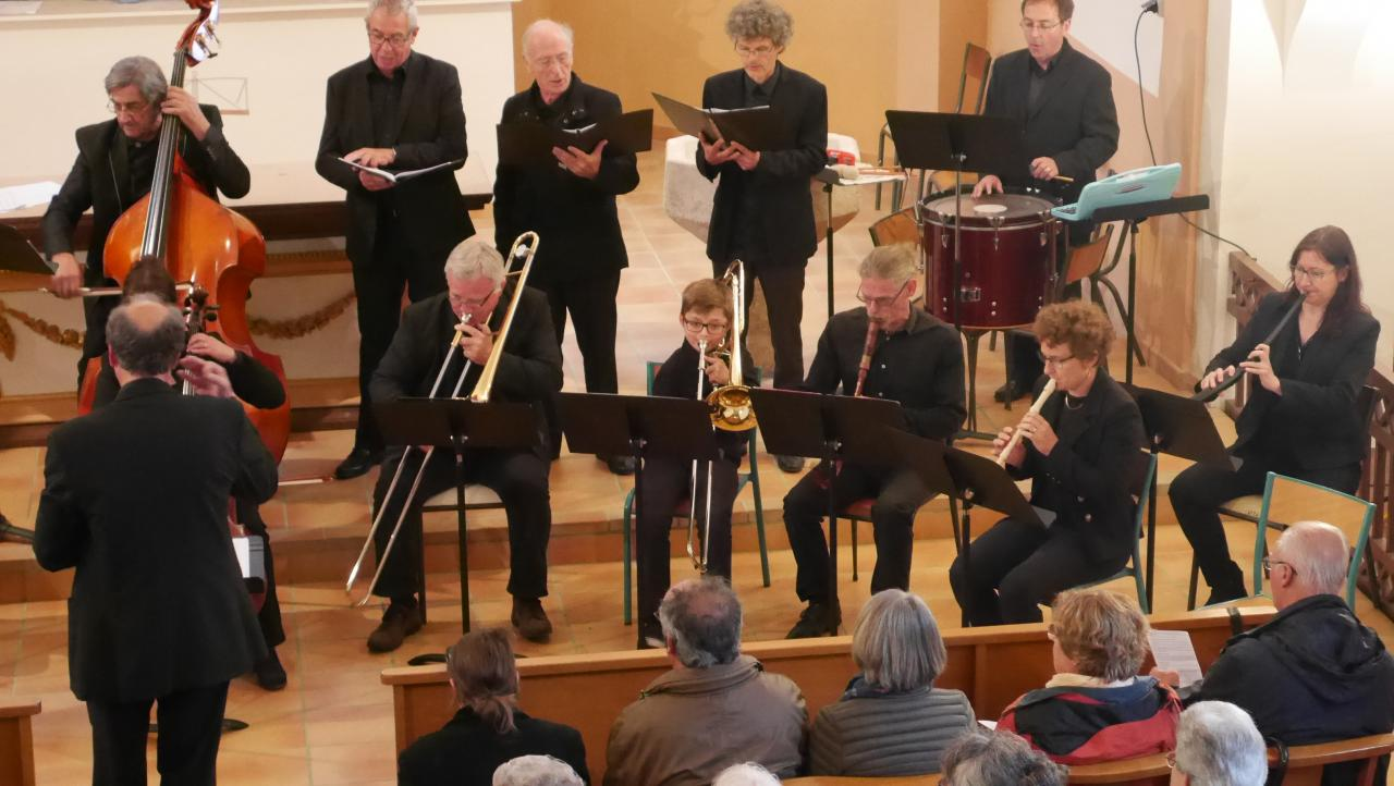 jeune musicien à son deuxième concert en public