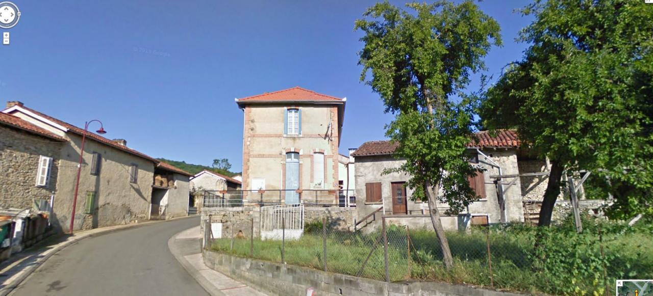 Mairie de Régades