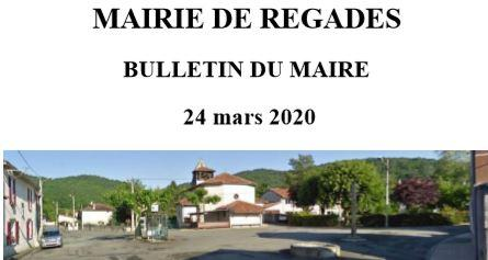 Bulletin du Maire