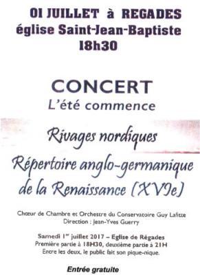 Concertregades