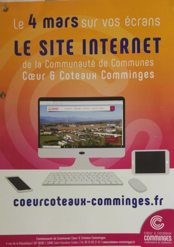 site internet cpoeur & coteaux comminges